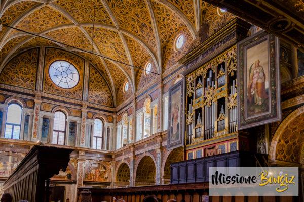 Missione Bongiz_San Maurizio al Monastero Maggiore